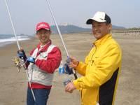 Sタケさん(左)と山下さん(右)